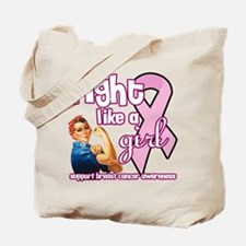 Breast Cancer Awareness Month Tote Bag