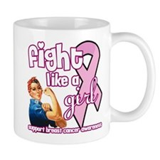 Breast Cancer Awareness Month Mug
