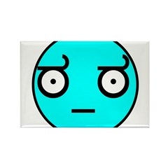 Look of Disapproval meme Rectangle Magnet (10 pack