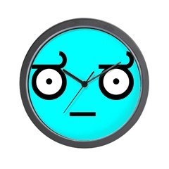 Look of Disapproval meme Wall Clock