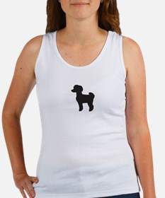 Toy Poodle Women's Tank Top