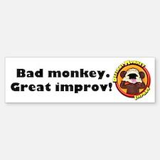 DMI Bumper Bumper Sticker