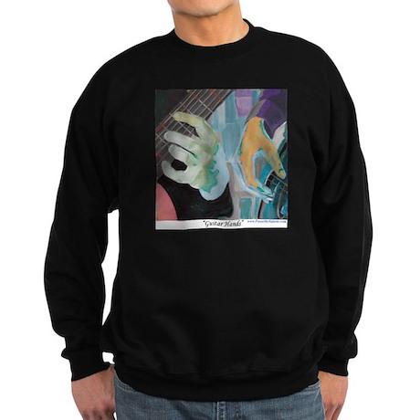 Guitar Hands Sweatshirt (dark)