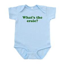 What's The Craic Infant Bodysuit