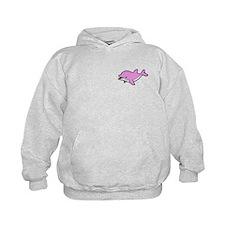 I Like Dolphin (5) Hoody