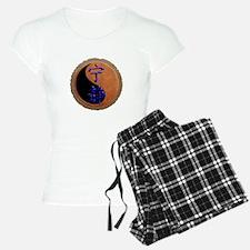 Chinese Symbol Serenity Pajamas