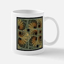 Escher Grey-Fern Mug