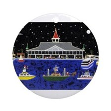 Newport Beach Boat Parade - Ornament (Round)