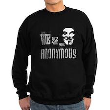 We are Anonymous: Sweatshirt