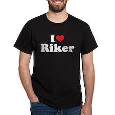 I Heart Riker T-Shirt