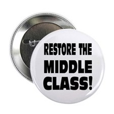 "Middle Class: 2.25"" Button"