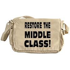 Middle Class: Messenger Bag