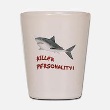 Shark - Personality Shot Glass