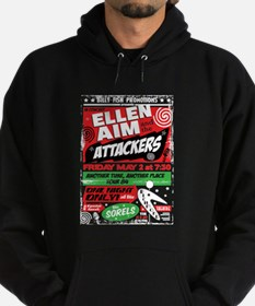 Ellen Aim and the Attackers Hoodie