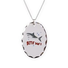 Shark - Bite Me Necklace
