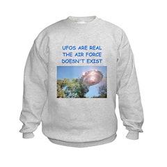 ufo joke Sweatshirt