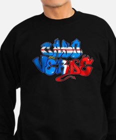 Cabo Verde Graffiti Sweatshirt (dark)