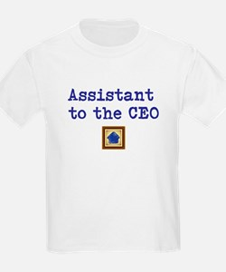 Assistant to the CEO T-Shirt