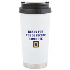 Funny Work Thermos Mug