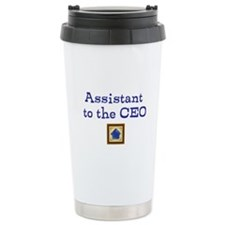 Cool Business owner Travel Mug