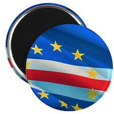 Cape Verde Islands Magnet