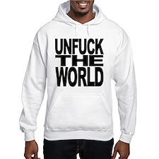 Unfuck The World Hooded Sweatshirt