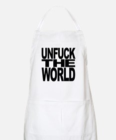 Unfuck The World Apron