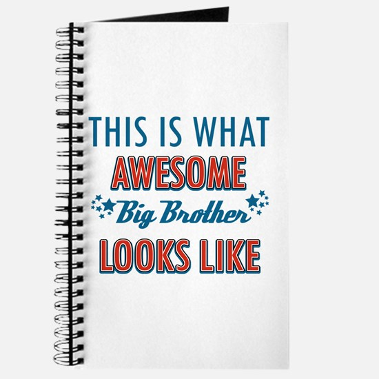 Awesome Big Brother Design Journal