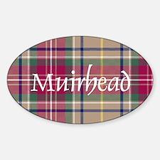 Tartan - Muirhead Decal