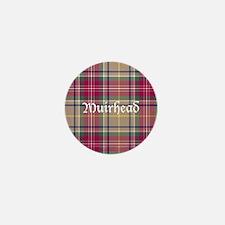 Tartan - Muirhead Mini Button