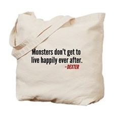 Dexter Happily Ever After Tote Bag
