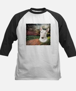 """""""Why God Made Dogs"""" Bull Terrier Tee"""