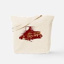 Rat Rod Red Tote Bag
