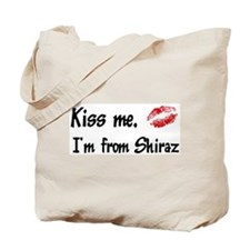 Kiss Me: Shiraz Tote Bag