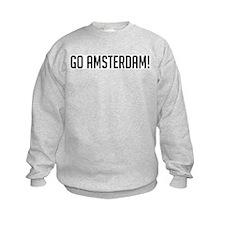 Go Amsterdam! Sweatshirt