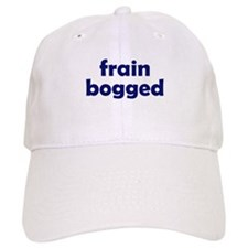 Frain Bogged (brain fogged) Baseball Cap