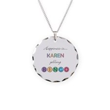 Karen BINGO Necklace