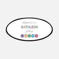 Kathleen BINGO Patch