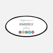 Kimberly BINGO Patch