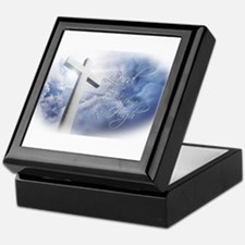 Lord I Lift Your Name on High Keepsake Box