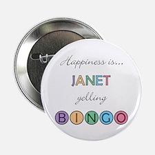 Janet BINGO Button