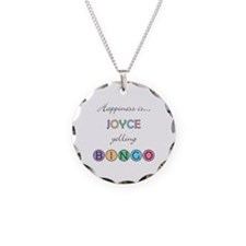 Joyce BINGO Necklace