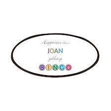 Joan BINGO Patch