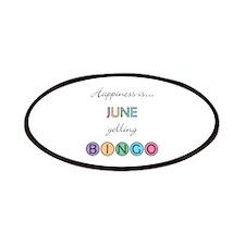 June BINGO Patch