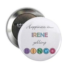 Irene BINGO Button