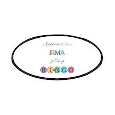 Irma BINGO Patch