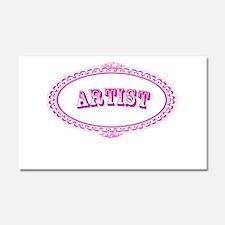 Artist Car Magnet 20 x 12