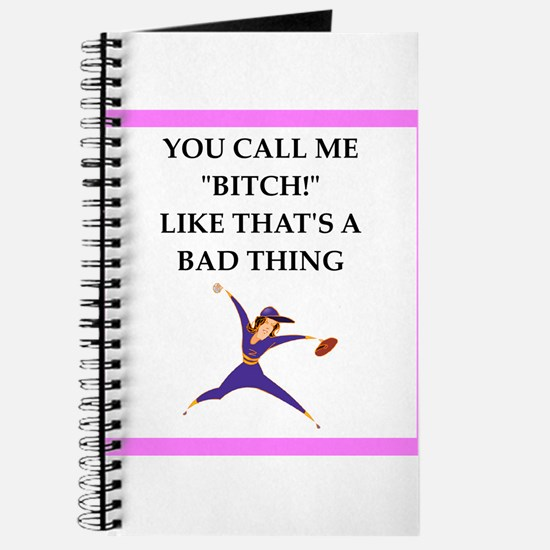 softball Journal