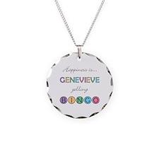 Genevieve BINGO Necklace