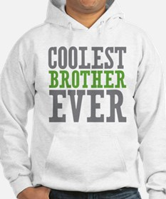 Coolest Brother Hoodie